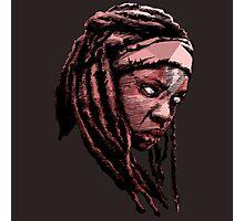 Michonne The Walking Dead Photographic Print