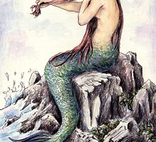 The Mermaid by Barnaby Edwards