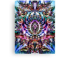 AKONWARA Canvas Print