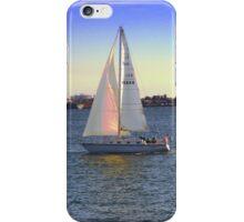 Sailing Away ~ San Diego, California iPhone Case/Skin