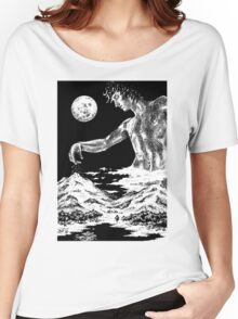 The Creation of Winter Women's Relaxed Fit T-Shirt