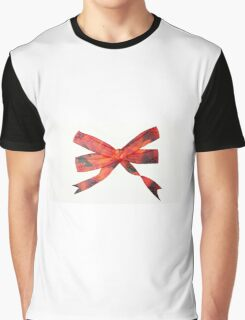 Floral bow Graphic T-Shirt