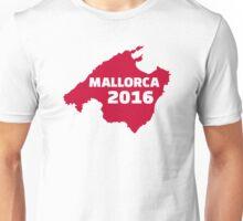 Mallorca 2016 Unisex T-Shirt