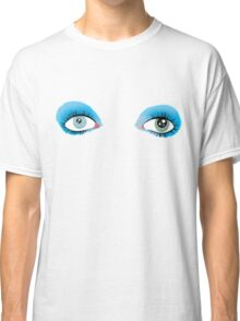 David Bowie's Eyes Classic T-Shirt