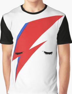 BOWIE ALADDIN SANE Graphic T-Shirt