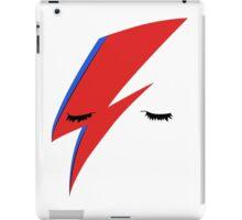 BOWIE ALADDIN SANE iPad Case/Skin