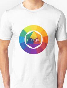 Design Colour Wheel T-Shirt