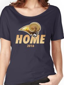 Rams Home Women's Relaxed Fit T-Shirt