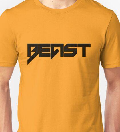 Beast - version 1 - Black Unisex T-Shirt