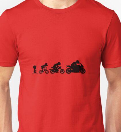 Natural evolution Unisex T-Shirt