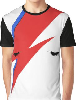BOWIE CLOSE UP Graphic T-Shirt