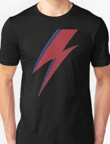 David Bowie's Face Bolt Unisex T-Shirt