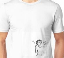 to my special agent Unisex T-Shirt