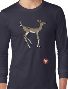 Max Caulfield - Doe & Badge Long Sleeve T-Shirt