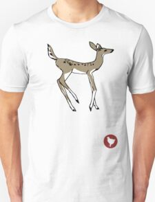 Max Caulfield - Doe & Badge T-Shirt