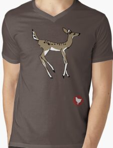 Max Caulfield - Doe & Badge Mens V-Neck T-Shirt