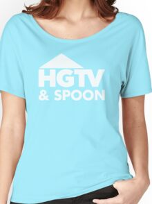 HGTV & Spoon :) Women's Relaxed Fit T-Shirt