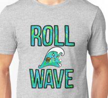 Roll Wave Tie Dye Unisex T-Shirt