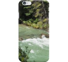 The Rush of the River 1 iPhone Case/Skin