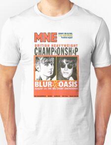 The Battle of Britpop Unisex T-Shirt