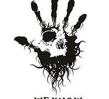 Skyrim / Elder Scrolls inspired Dark Brotherhood by Boneyardesigns