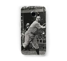 Babe Ruth Phone Case Samsung Galaxy Case/Skin