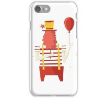 Life is a carnival iPhone Case/Skin