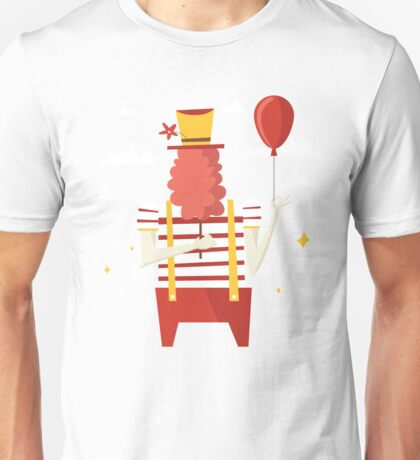 Life is a carnival Unisex T-Shirt