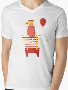 Life is a carnival Mens V-Neck T-Shirt