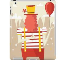 Life is a carnival iPad Case/Skin