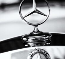 BenZ BW Sticker
