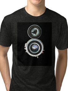 vintage photo camera Tri-blend T-Shirt