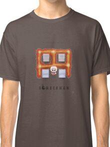 Bomberman Walk Away Classic T-Shirt