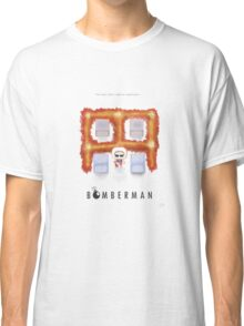 Bomberman Walk Away Classic T-Shirt