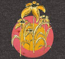 Golden Flowers Unisex T-Shirt