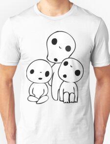 Princess Mononoke Kodama Unisex T-Shirt
