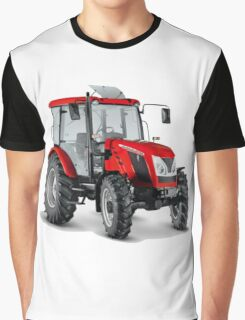 Tractor #2 Graphic T-Shirt