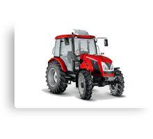 Tractor #2 Canvas Print