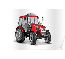 Tractor #2 Poster