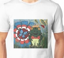 Frog Prince And His Kingdom Unisex T-Shirt