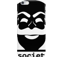 F-Society Mr Robot fsociety iPhone Case/Skin