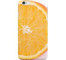 fresh orange  iPhone Case/Skin