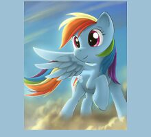 Rainbow Dash 2 - My Little Pony Unisex T-Shirt