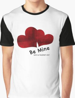 Zen Valentine Graphic T-Shirt