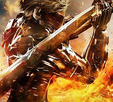 Metal Gear Rising by mangalol