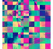 GIOCONDA POPCubist Photographic Print