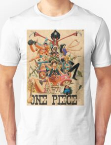 ONE PIECE - TEAM LUFFY (crewmate) Unisex T-Shirt