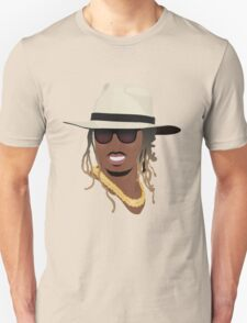 Hip Hop Portrait 8 T-Shirt