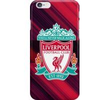 Liverpool football club iPhone Case/Skin