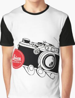 LEICA Graphic T-Shirt